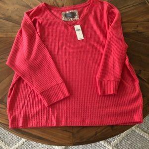 Anthropologie V-neck sweater.